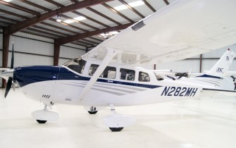 Cessna T206H Turbo Stationair